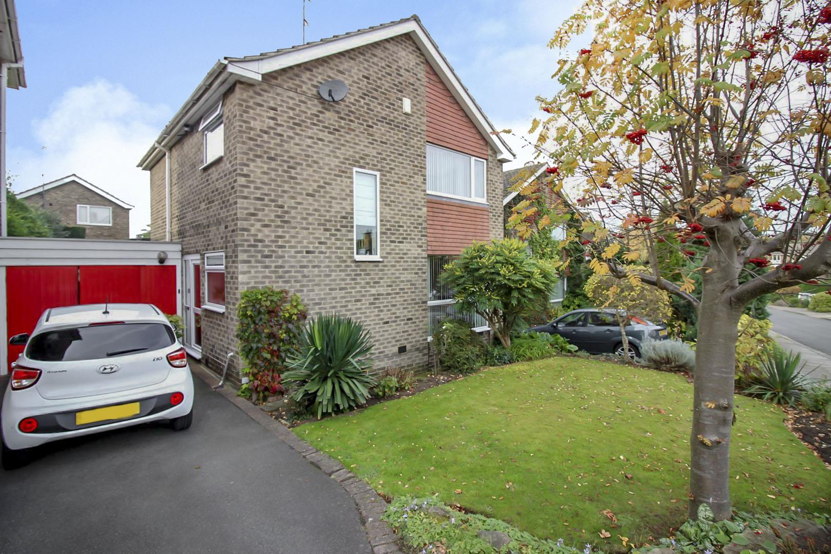 3 Bedrooms Detached House for sale in Ullswater Crescent, Bramcote
